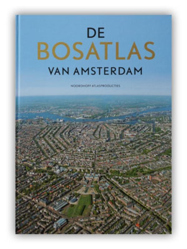 De Bosatlas van Amsterdam