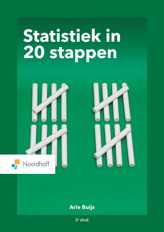 Statistiek in 20 stappen