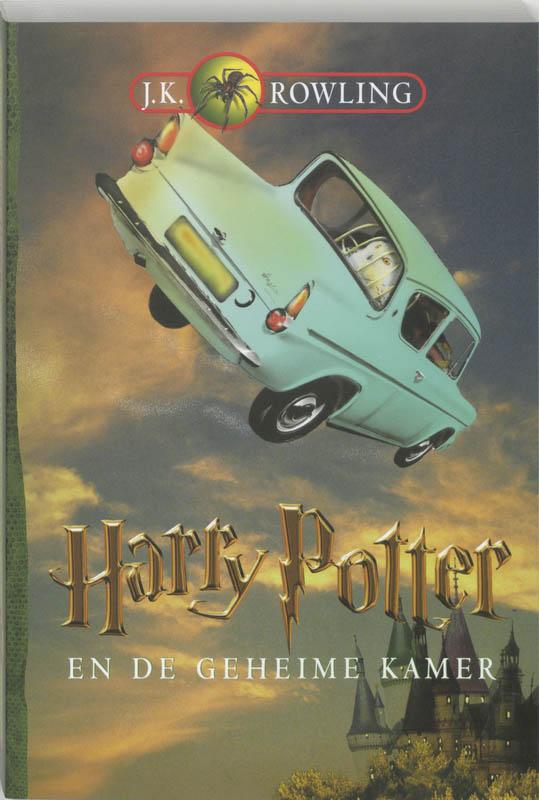 Harry Potter & de Geheime Kamer